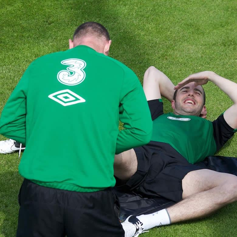 Sports Injuries Therapist Dublin